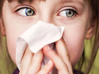 Cum ne Ferim Copiii de Gripa