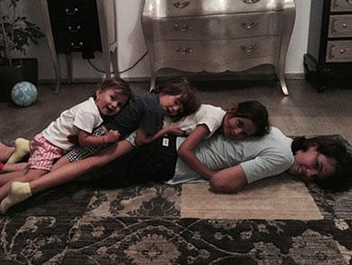 101 activitati pentru copiii plictisiti. Idei de activitati pentru copii!