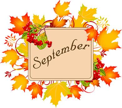 Cum intampin septembrie