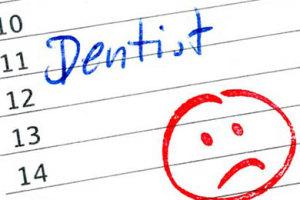 Copilului ii este frica de stomatolog! Ce facem?