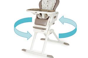 Cum alegem scaunul de masa potrivit pentru bebelusul nostru?