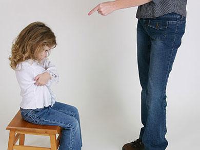 Pedepsele si efectele asupra celor mici