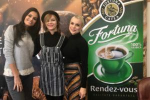 Am fost in vizita la Fabrica de cafea Fortuna!