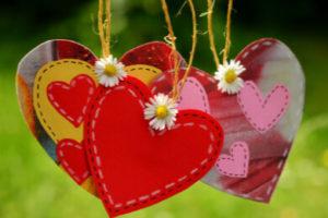 Despre indragosteala ganduri de Valentine's Day