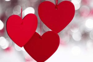 In luna februarie, love is in the air!